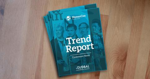 NamesCon Global 2019 Trend Report